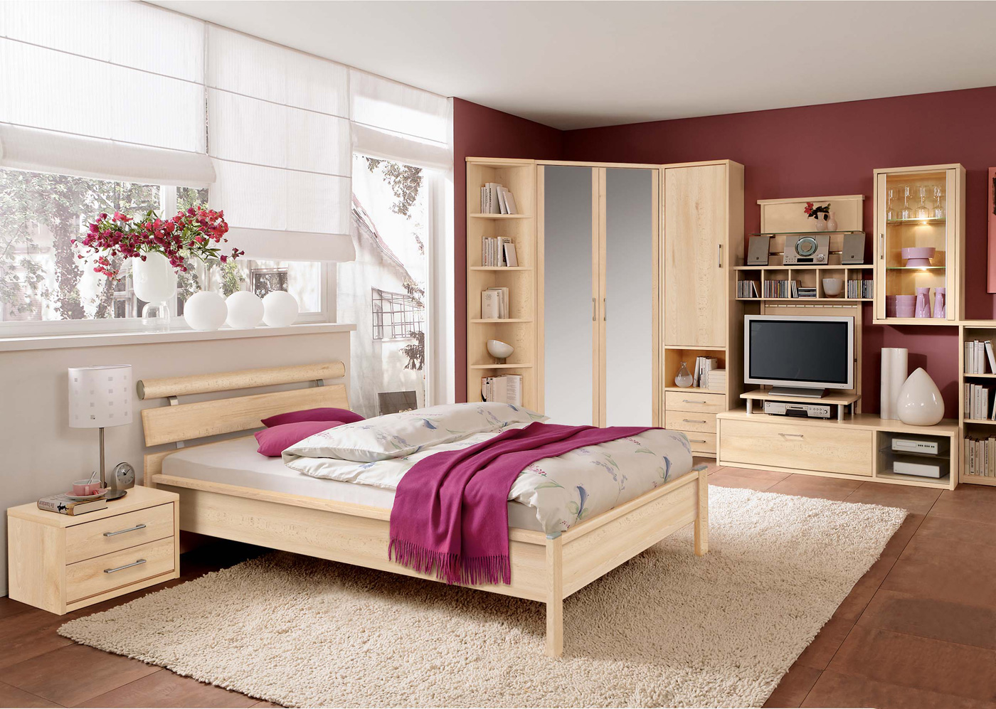 junges wohnen moderne wohnideen zum top preis. Black Bedroom Furniture Sets. Home Design Ideas