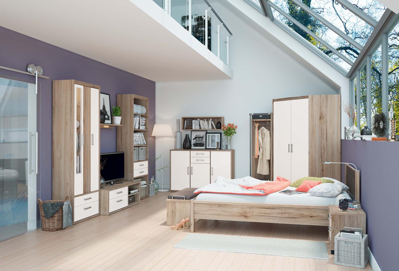 Junges wohnen moderne wohnideen zum top preis for Moderne jugendzimmer