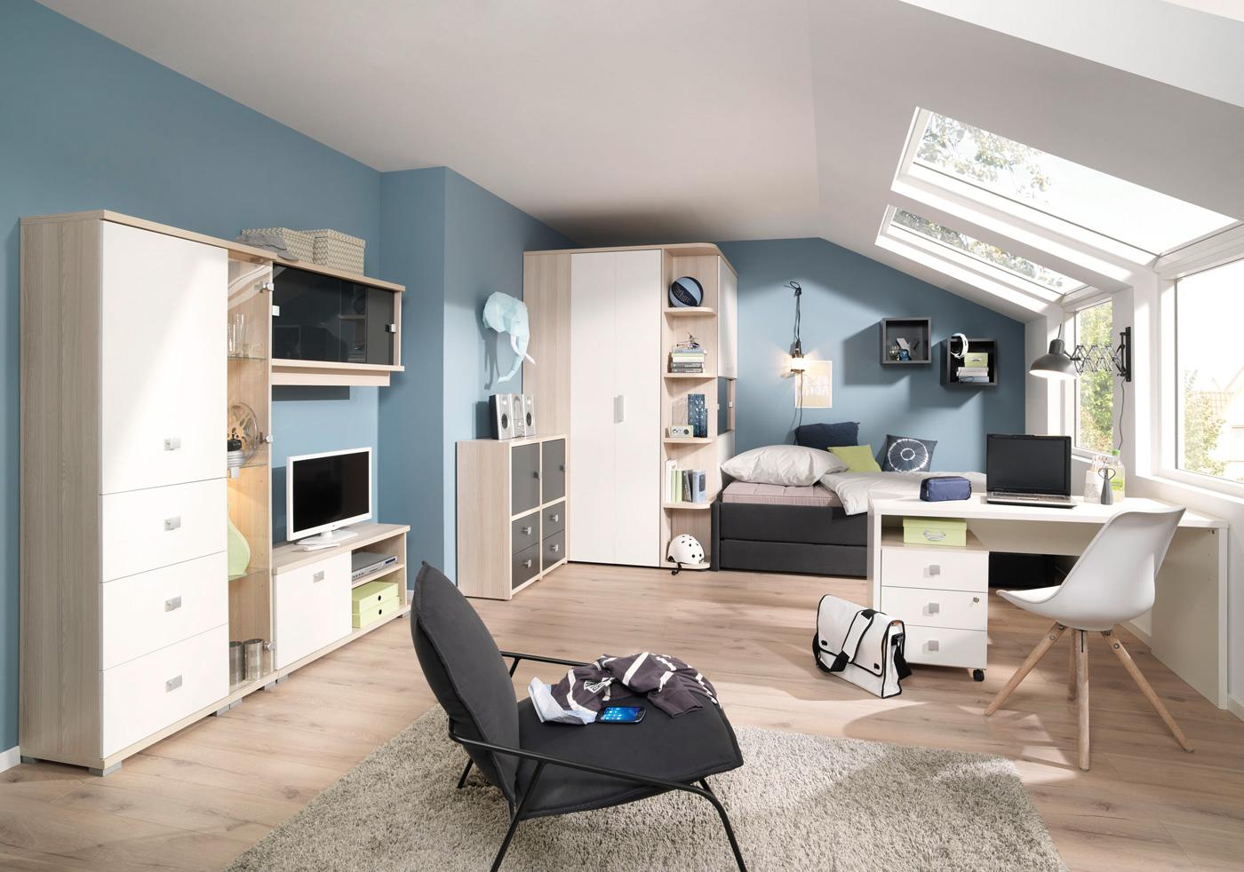 junges wohnen moderne wohnideen zum top preis. Black Bedroom Furniture Sets. Home Design Ideas