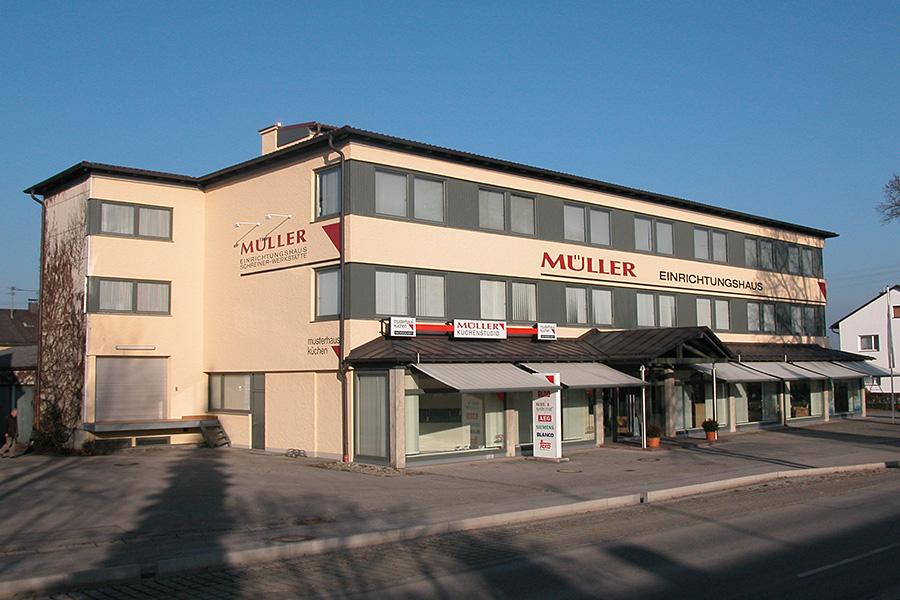 Einrichtungshaus  Einrichtungshaus Müller in Ampfing: Küchen, Möbel und mehr